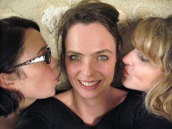 France girls 4