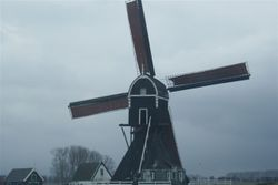 Netherlands windmill4