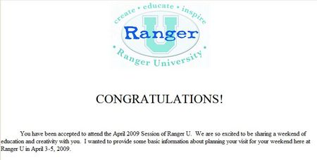 Ranger u