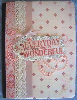 Wonderful journal