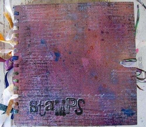 Zutter stamp album1