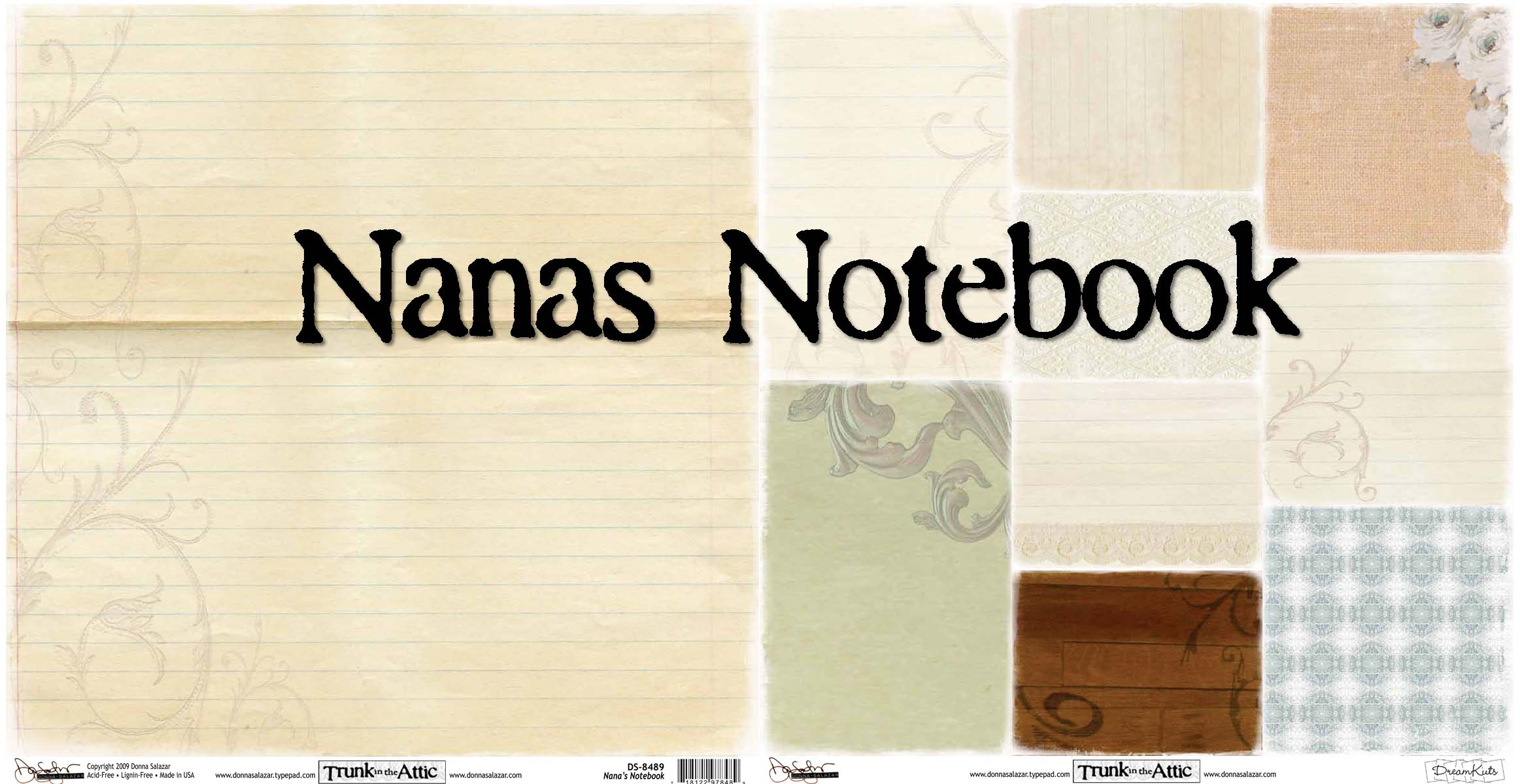 Nanas notebook