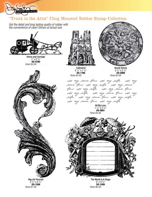 Stamp page 1