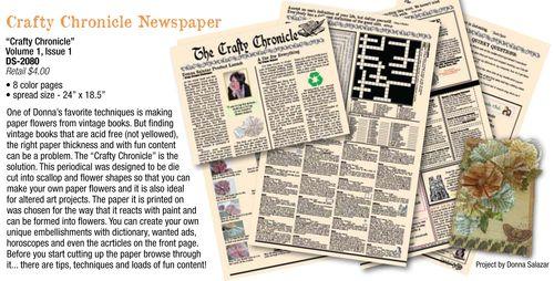 Crafty Chronicle