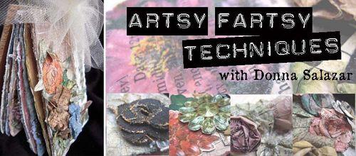 Artsy fartsy banner