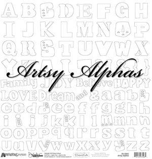 Artsy alphas