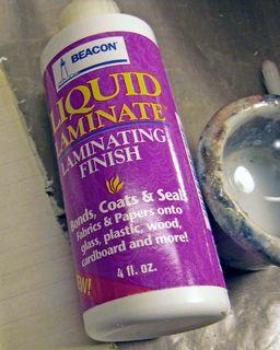 Liquid laminate