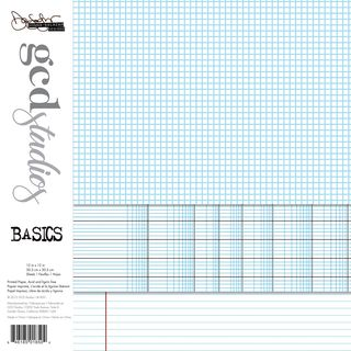 1850 DS Basics 12x12 Cover