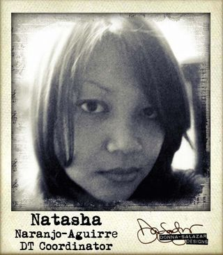 Badge - Natasha