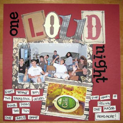 One_loud_night
