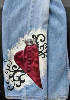Painted_jeans